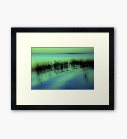 I had a Dream  Framed Print