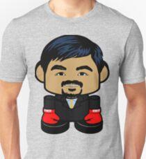 Pacquiao'bot Toy Robot 1.0 Slim Fit T-Shirt