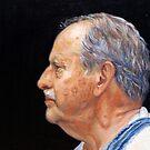 Profile, Dad by Cameron Hampton