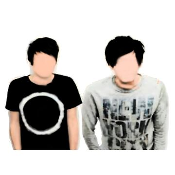 Dan and Phil by carravase