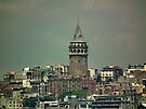Galata Tower, Istanbul by Kutay Photography