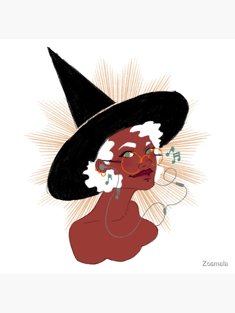 «Urban witch» par Zosmala