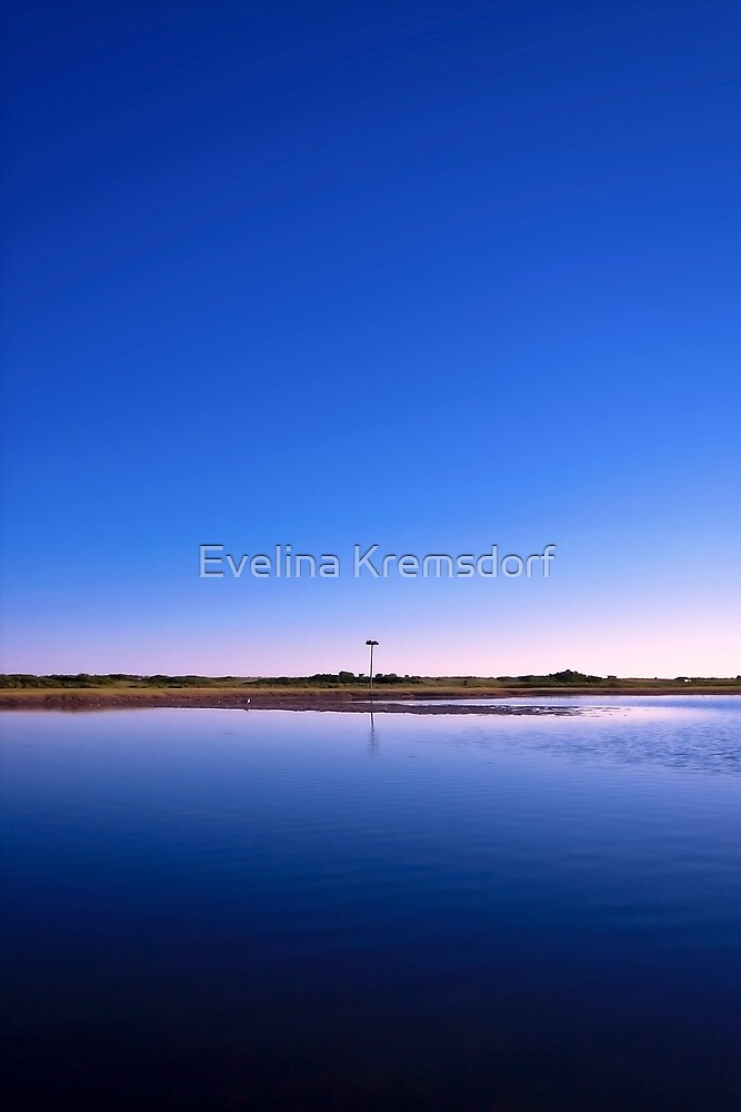 In the Blue by Evelina Kremsdorf