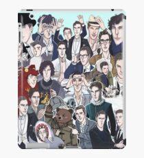 2014 Benedict Cumberbatch iPad Case/Skin