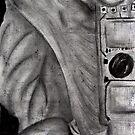 Charcoal Matchbox by ch3rrybl0ss0m