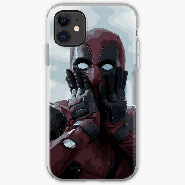 Deadpool Wade Wilson Costume Noir Portefeuille