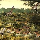 The Watering Hole  by Lisa  Weber