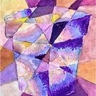 Cubist Pot by ch3rrybl0ss0m