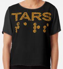 TARS - Interstellar Chiffon Top