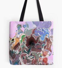 ( POUT ) ERIC WHITEMAN ART  Tote Bag