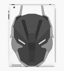 Arkham Knight Mask iPad Case/Skin