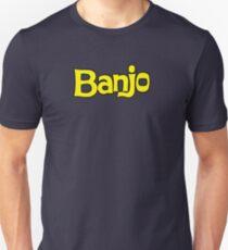 Banjo - retro biscuit wafer chocolate Unisex T-Shirt