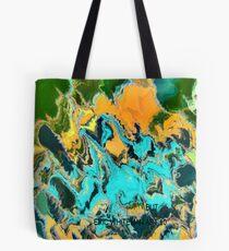 ( BUT ) ERIC  WHITEMAN  ART   Tote Bag