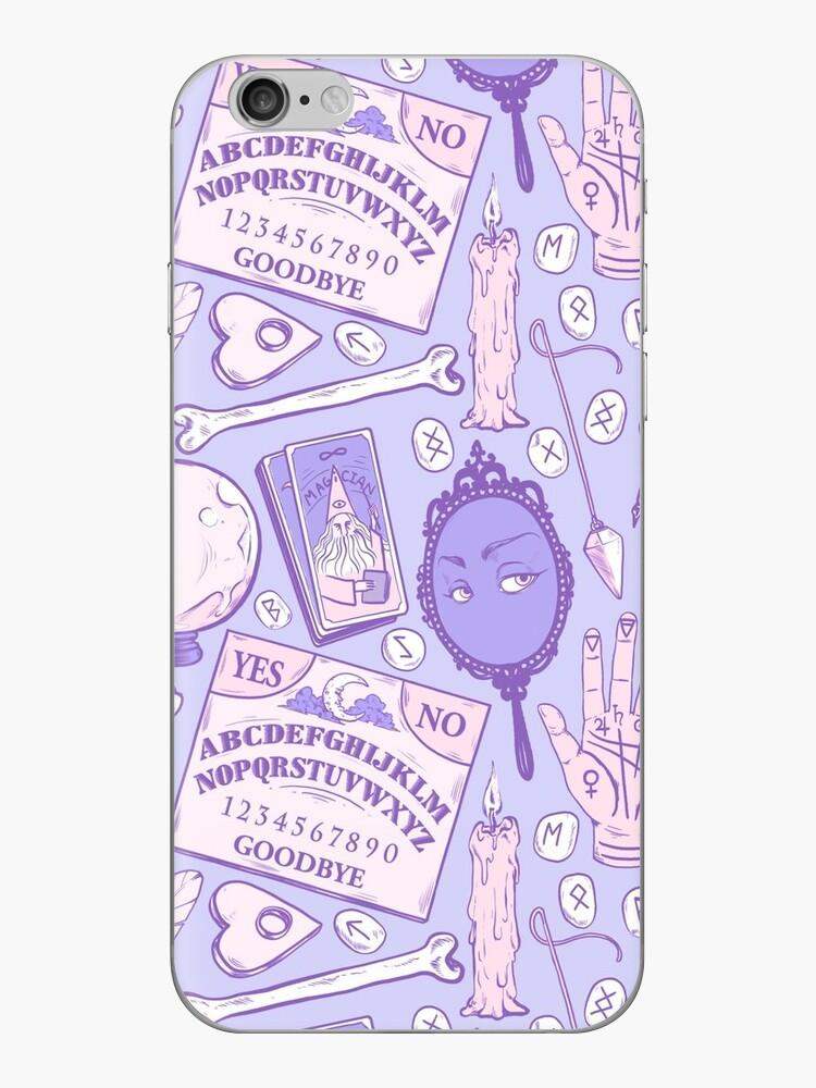 «Adivinación en Pastel Purple» de Paisley Hansen