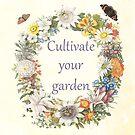 Pflegen Sie Ihren Garten (Licht) von anni103