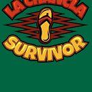 La Chancla Survivor by justinglen75