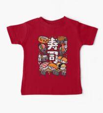 Sushi Kawaii Baby T-Shirt