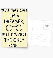 John Lennon Quote Postcards