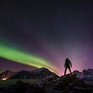 Under the Northern Lights by Patrice Mestari