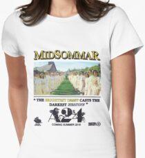 Midsommar Tailliertes T-Shirt