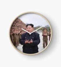 Kim Jong Gang Gang Clock