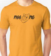 Piss Pig by MancerBear T-Shirt