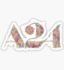 Midsommar logo Sticker