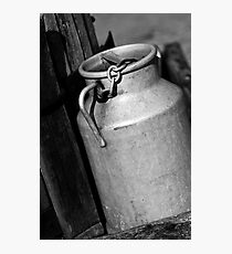 Metal Container France Photographic Print