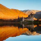 Scottish Castle by Patrice Mestari