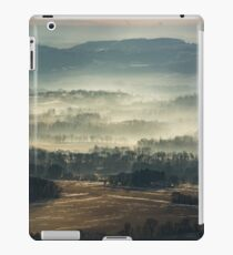 Cold Valley Hues iPad Case/Skin