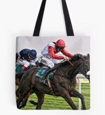 Flat Out. Tote Bag