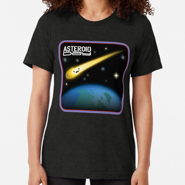 Asteroid Day Tri-blend T-Shirt