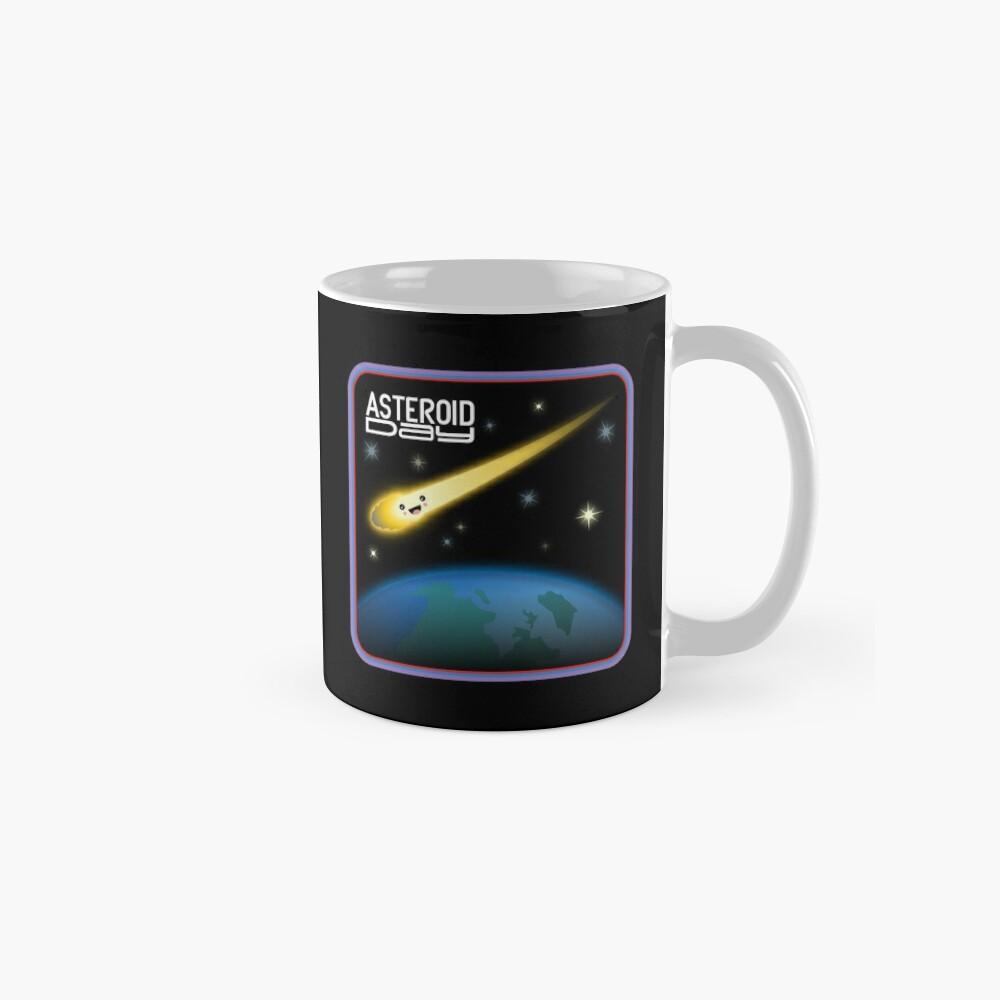 Asteroid Day Mugs