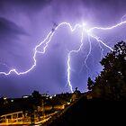 Lightning Strike 2 by Milan Surbatovic