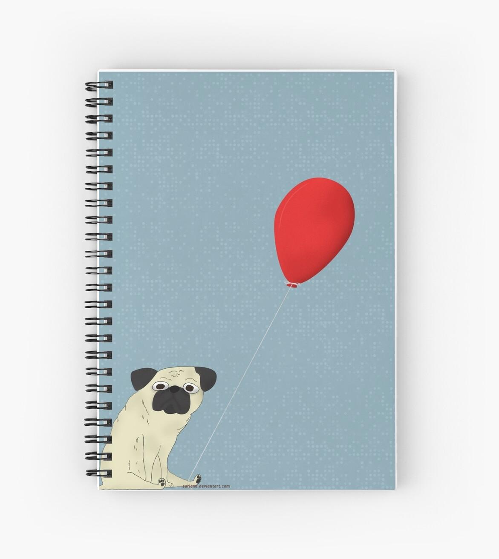 Goofy Pug by surlana
