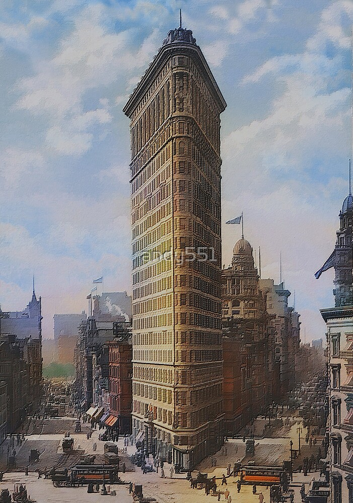 New York (1905 y) by andy551