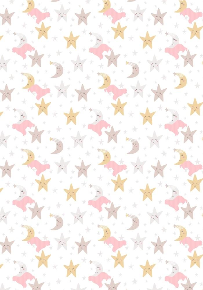 Night Night Newfie Pattern by Christine Mullis