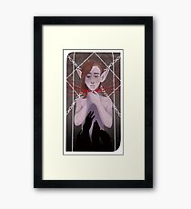 Tarot Card Framed Print