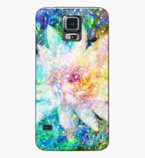 Iridescent Lily flower Case/Skin for Samsung Galaxy
