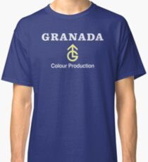 Granada TV logo: from the North Classic T-Shirt