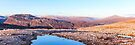 Panorama Over Kinlochewe by ScotLandscapes