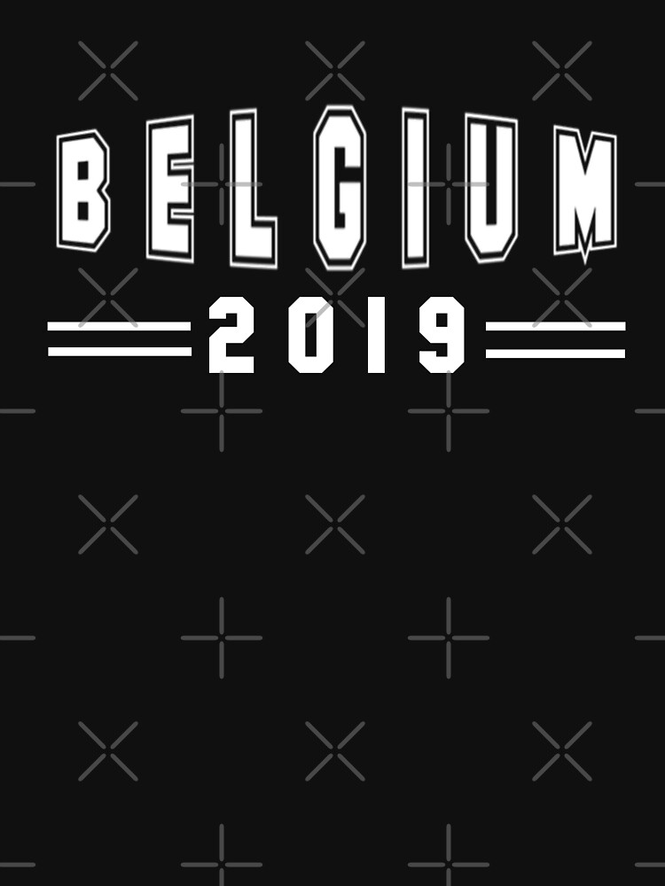 Belgium 2019 Travel Tourism and Natives by TNTs