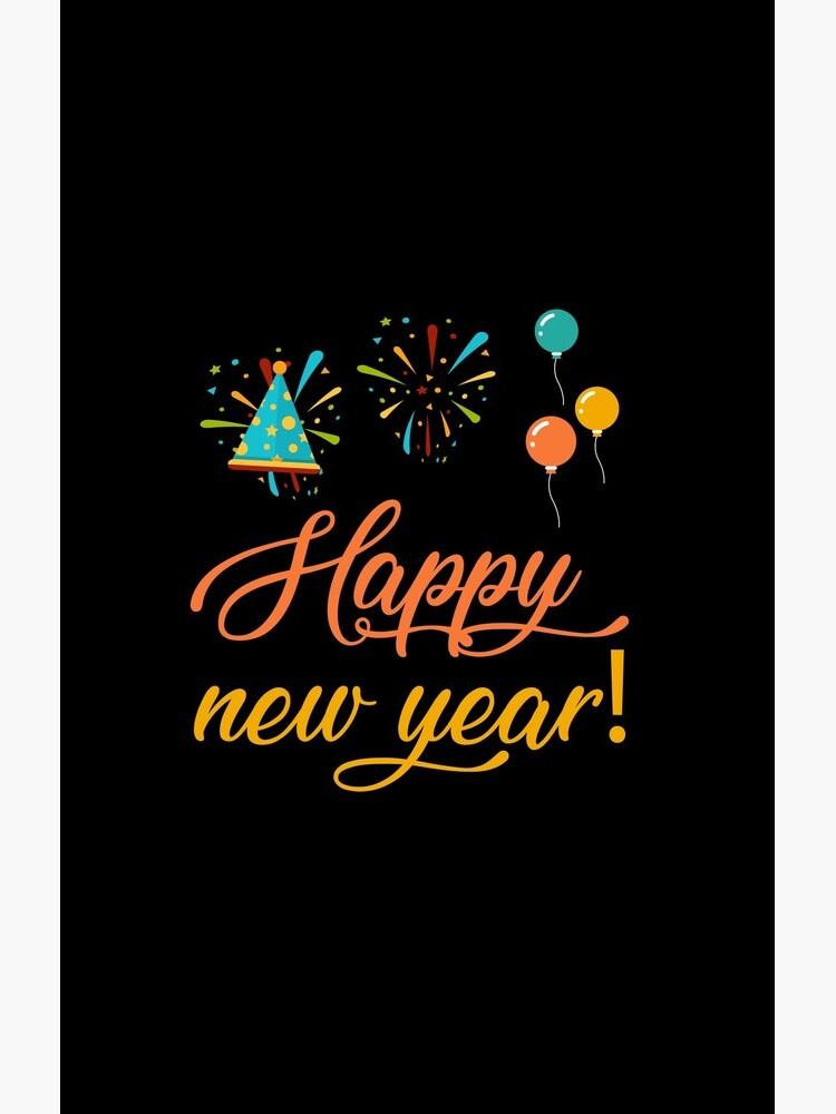 Happy New Year von Papisanchez90