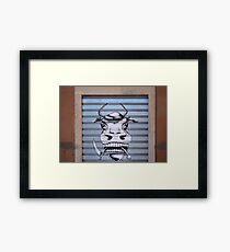 Mr Right  Framed Print