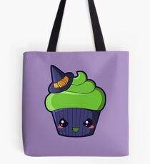 Spooky Cupcake - Wicked Witch Tote Bag