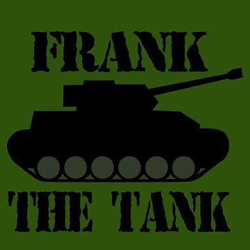 FRANK THE TANK - Eine Parodie von cpinteractive
