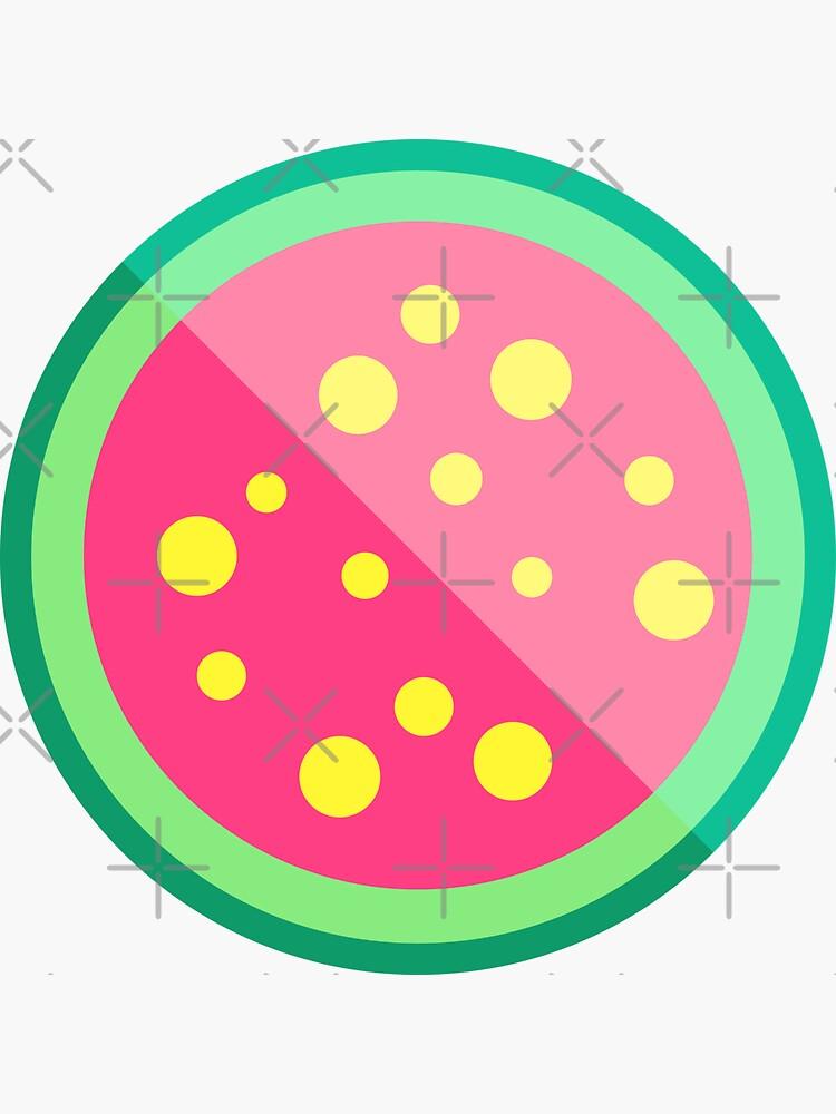 Watermelon Slice by THPStock