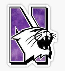 Northwestern Logo Sticker