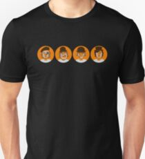 a clockwork orange Slim Fit T-Shirt