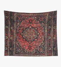 Persian carpet look in rose  Wall Tapestry